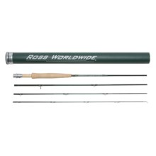 Ross Reels Essence FW Fly Fishing Rod - 4-piece, 3-6wt in See Photo - Closeouts