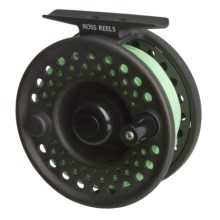 Ross Reels Flycast 2 Fly Fishing Reel Outfit - 5/6wt in Black - Closeouts