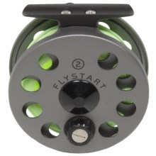 Ross Reels Flystart 2 Reel Outfit - 5/6wt in Grey - Closeouts