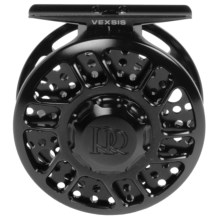 Ross Reels USA Vexsis #1 Fly Fishing Reel - 2-4wt in Black - Closeouts
