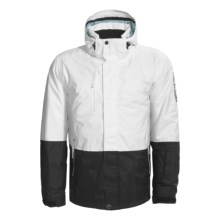 Rossignol Angry Jacket - Insulated (For Men) in White - Closeouts