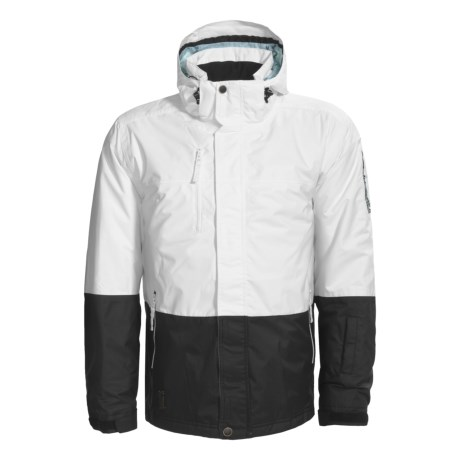 Rossignol Angry Jacket - Insulated (For Men) in White