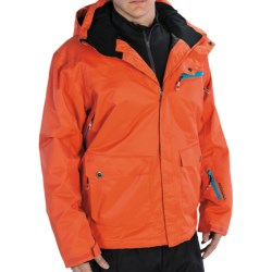 Rossignol Atlas Ski Jacket - Insulated (For Men) in Black