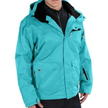 Rossignol Atlas Ski Jacket - Insulated (For Men) in Freeze - Closeouts