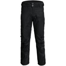 Rossignol Atlas Ski Pants - Insulated (For Men) in Black - Closeouts