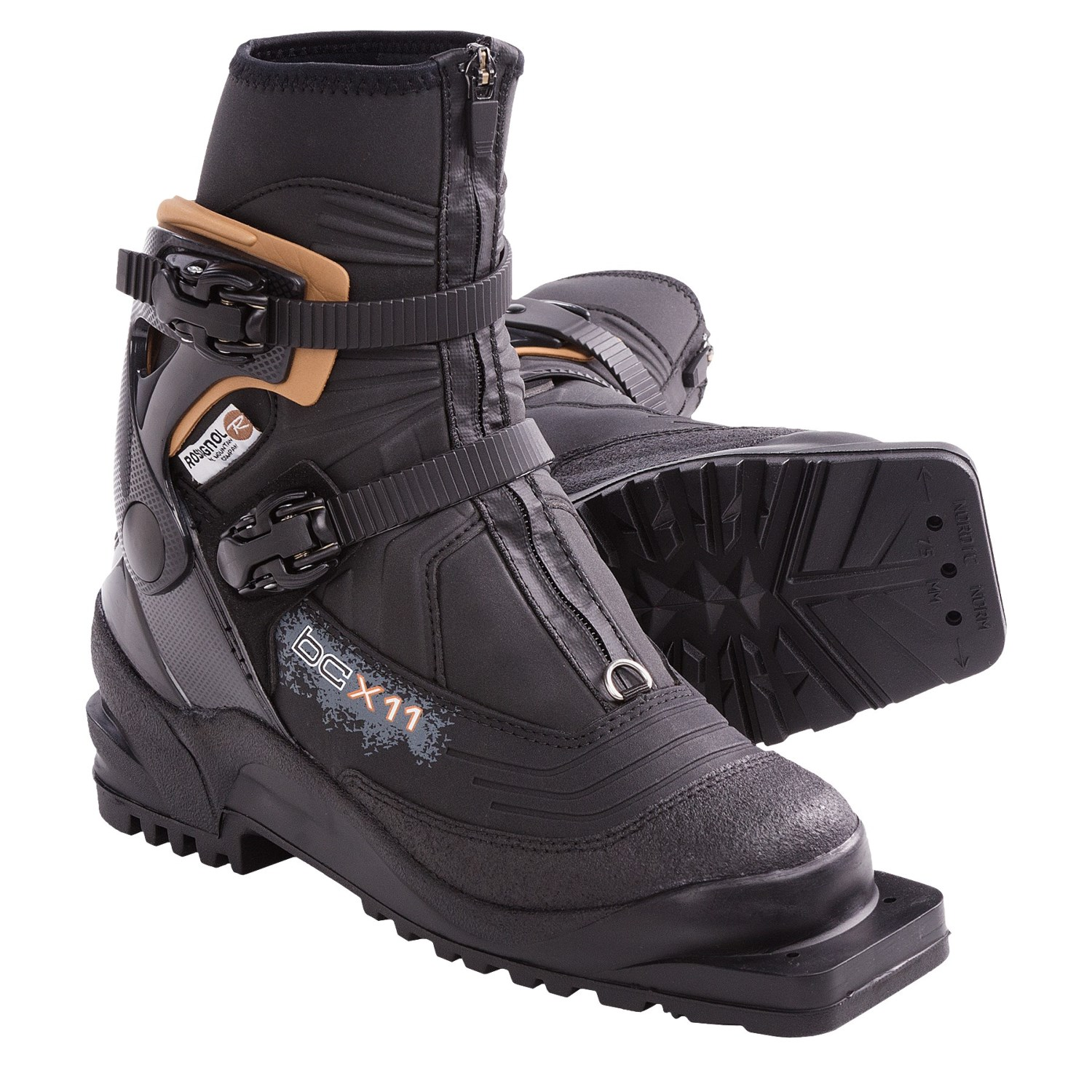 Rossignol Bc X 11backcountry Cross Country Ski Boots 3