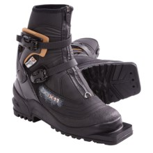 Rossignol BC X-11Backcountry Cross-Country Ski Boots in Black - Closeouts
