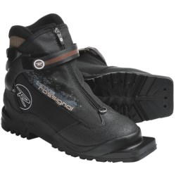 Rossignol BC X-5 Backcountry Cross-Country Boots - 3-Pin (For Men and Women) in Black