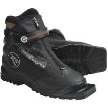 Rossignol BC X-5 Backcountry Cross-Country Boots - 75mm, Three-Pin in Black - Closeouts