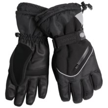 Rossignol Blast Gloves - Waterproof, Insulated (For Men) in Black - Closeouts