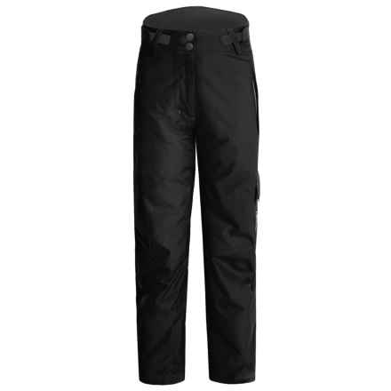 Rossignol Cargo Ski Pants - Insulated (For Big Girls) in Black - Closeouts