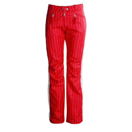 Rossignol Carolineo Windstopper® Pants - Insulated (For Women) in Red