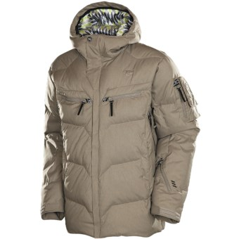 Rossignol Chinook Jacket - Insulated (For Men) in Dust