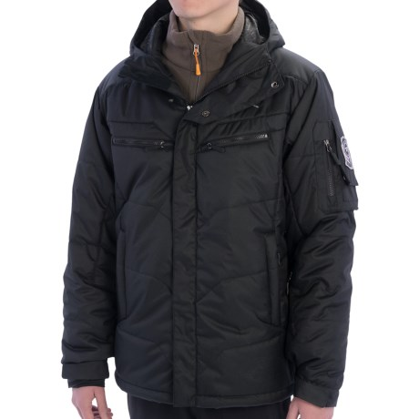 photo: Rossignol Chinook Polydown Jkt snowsport jacket