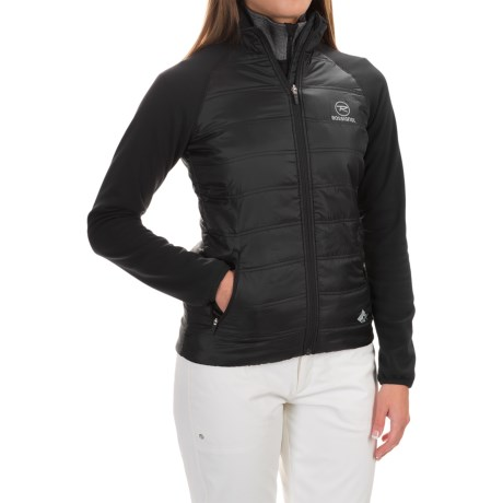 Rossignol Clim Light Loft Jacket - Insulated (For Women) in Black