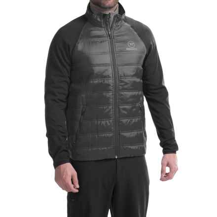 Rossignol Clim Light Loft Thinsulate® Jacket - Insulated (For Men) in Black - Closeouts