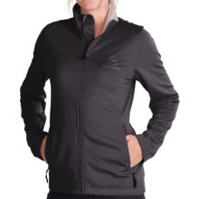 Rossignol Clim Soft Shell Jacket (For Women) in Black - Closeouts