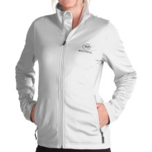 Rossignol Clim Soft Shell Jacket (For Women) in White - Closeouts
