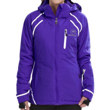Rossignol Comet Ski Jacket - Insulated (For Women) in 757 Purple - Closeouts