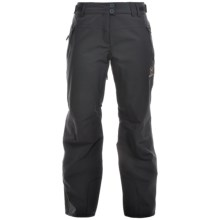 Rossignol Cosmos Ski Pants - Waterproof, Insulated (For Women) in Black - Closeouts