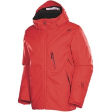 Rossignol Curves Jacket - Insulated (For Men) in Red - Closeouts