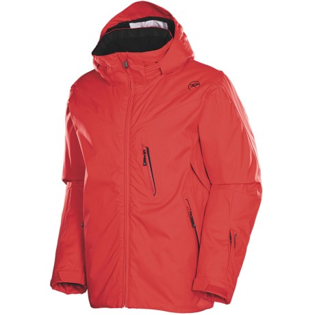 Rossignol Curves Jacket - Insulated (For Men) in Red