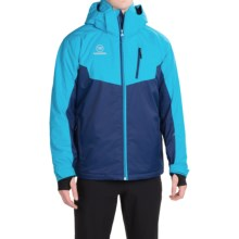 Rossignol Elite Ski Jacket - Waterproof, Insulated (For Men) in Dodger Blue - Closeouts