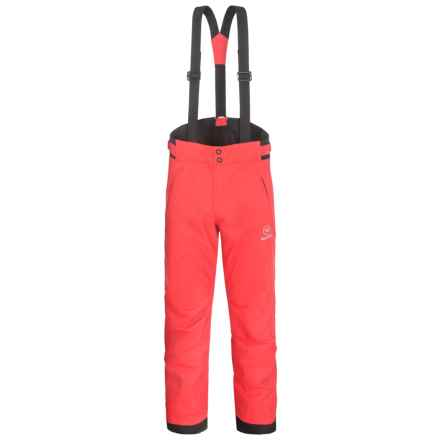 Rossignol Elite Ski Pants - Waterproof, Insulated (For Men) in Blaze Red - Closeouts
