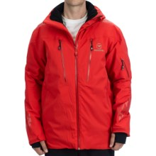 Rossignol Experience II Jacket - Waterproof, Insulated (For Men) in Red - Closeouts