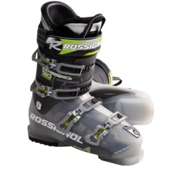 Rossignol Experience Sensor3 120 Alpine Ski Boots (For Men and Women) in Transparent