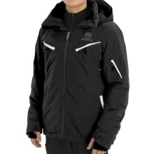 Rossignol Experience Ski Jacket - Waterproof (For Men) in Black - Closeouts