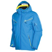 Rossignol Experience Stretch Jacket - Waterproof, Insulated (For Men) in Electric Blue - Closeouts