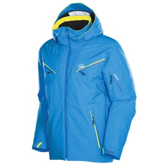 Rossignol Experience Stretch Jacket - Waterproof, Insulated (For Men) in Electric Blue