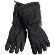 Rossignol Free Ski Gloves - Waterproof, Insulated (For Boys) in Black - Closeouts