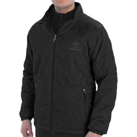 Rossignol Fulcrum Jacket - Insulated (For Men) in Black - Closeouts