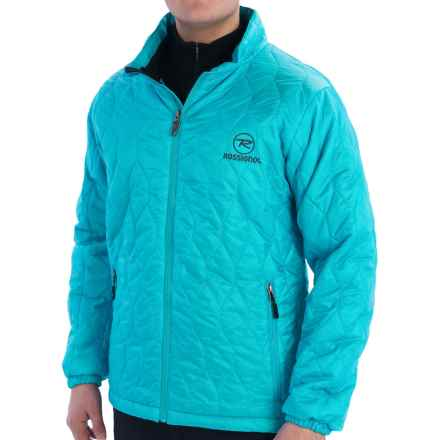 Rossignol Fulcrum Jacket - Insulated (For Men) in Freeze - Closeouts