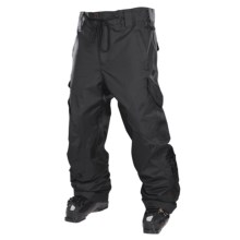 Rossignol Gluttony Shell Pants (For Men) in Black - Closeouts