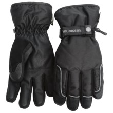 Rossignol Gore Spirit Gore-Tex® Gloves - Waterproof, Insulated (For Men) in Black - Closeouts