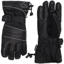 Rossignol Gore-Tex® Dash Ski Gloves - Waterproof, Insulated (For Men) in Silver - Closeouts
