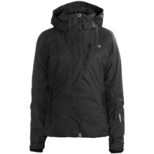 Rossignol Heat Jacket - Insulated (For Women) in Black - Closeouts