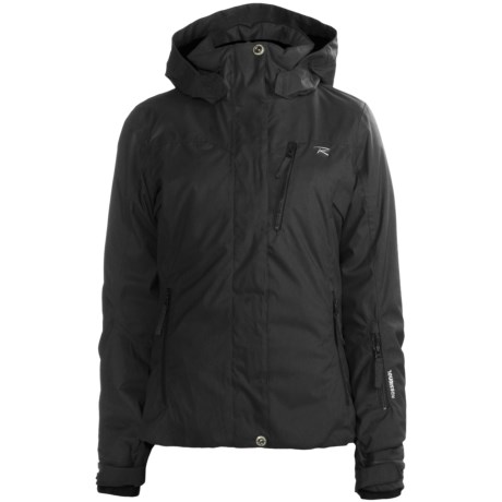 Rossignol Heat Jacket - Insulated (For Women) in Black