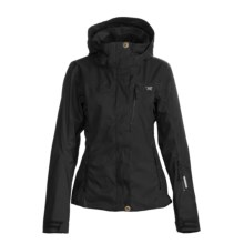 Rossignol Heat Shell Jacket (For Women) in Black - Closeouts