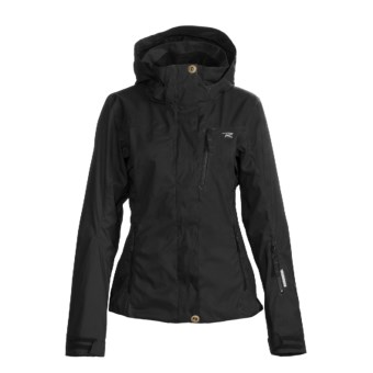 Rossignol Heat Shell Jacket (For Women) in Black