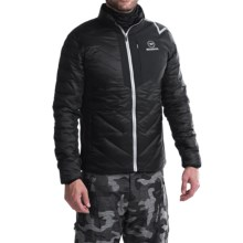 Rossignol Hero Light Jacket - Insulated (For Men) in Black - Closeouts