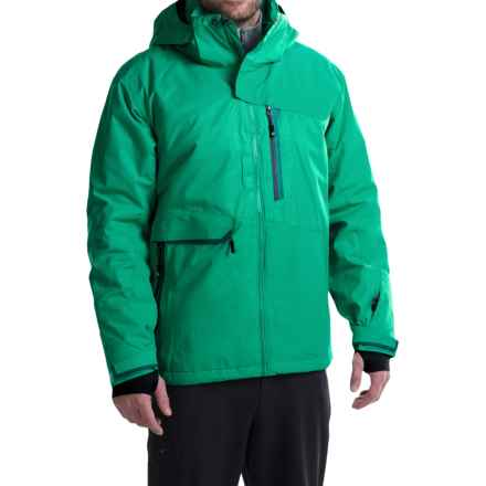 Rossignol Intrepid Thinsulate® Ski Jacket - Waterproof, Insulated (For Men) in Deep Mint - Closeouts