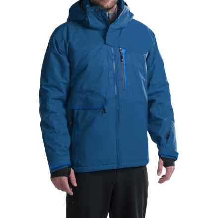 Rossignol Intrepid Thinsulate® Ski Jacket - Waterproof, Insulated (For Men) in Midnight - Closeouts