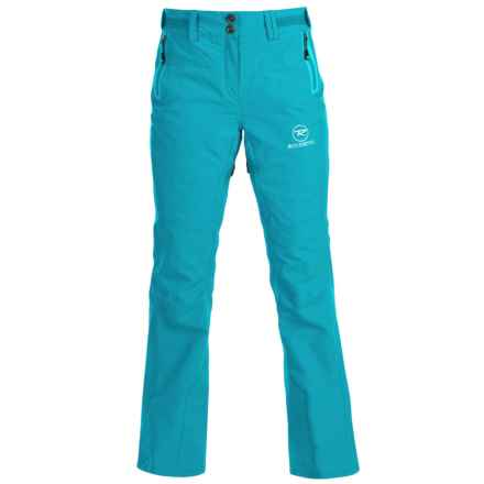 Rossignol Jade Ski Pants - Waterproof (For Women) in Azurite - Closeouts