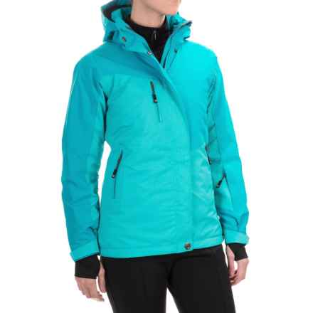 Rossignol Jade Thinsulate® Ski Jacket - Waterproof, Insulated (For Women) in Azurite - Closeouts