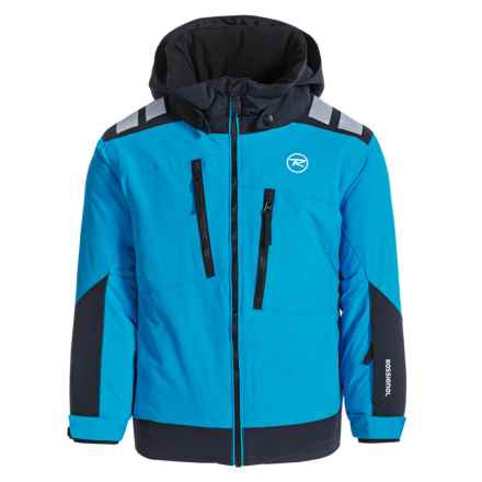 Rossignol Katana Ski Jacket - Insulated (For Big Boys) in Iceblue - Closeouts