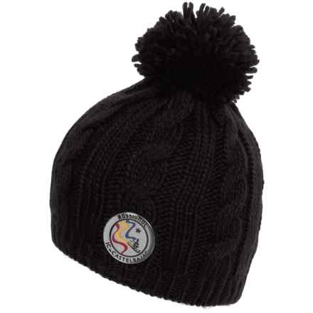 Rossignol L3 Mirrock Beanie (For Women) in Black - Closeouts